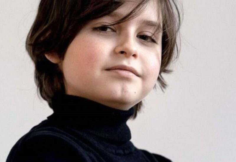 Eleven-year-old Laurent Simons