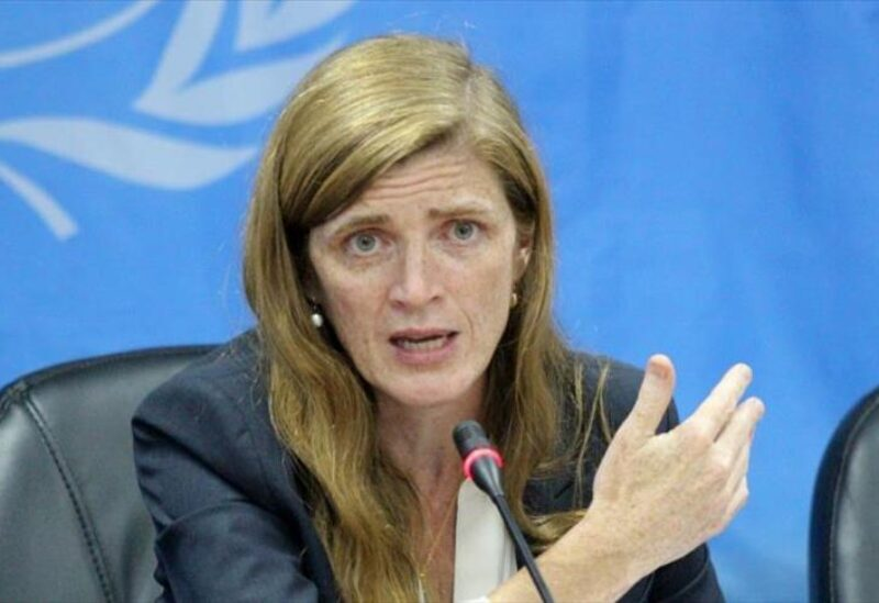 Executive Director of US Agency for International Development, Samantha Power