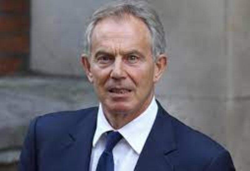 Former UK Prime Minister, Tony Blair