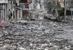Gaza damages