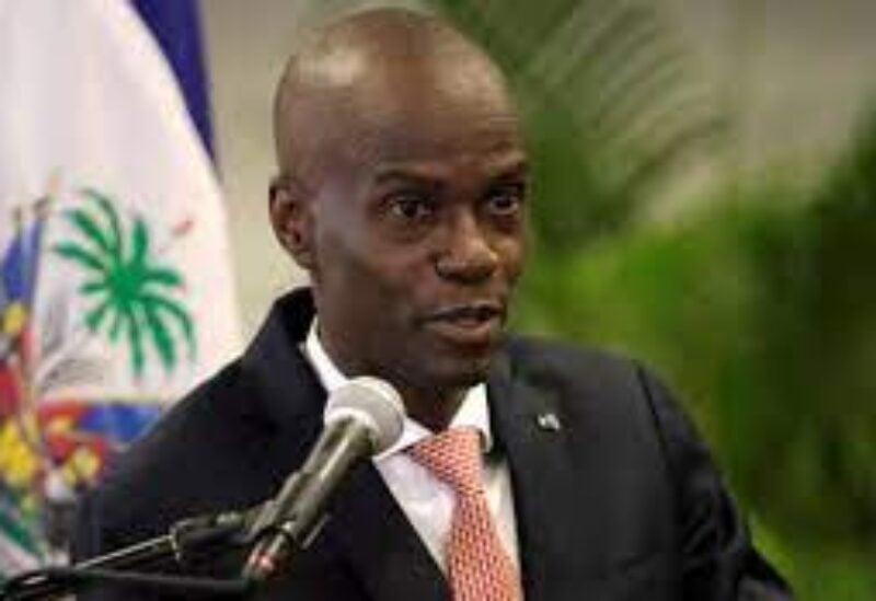 Assassinated Haiti President Jovenel Moise