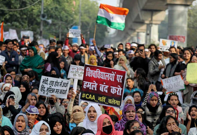 India protest archive