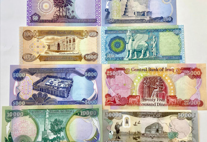 Iraq currency