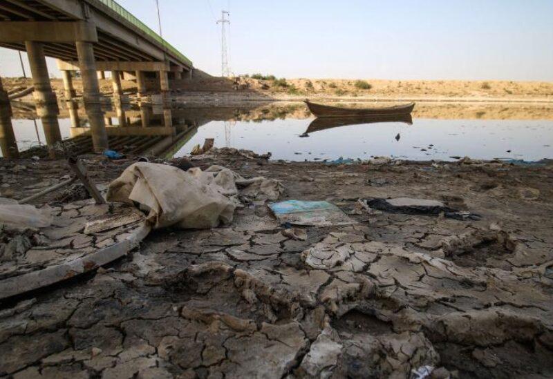 Iraq water shortage