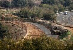 Lebanese borders, occupied territories