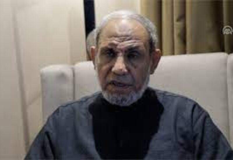 Member of Hamas Political Bureau, Mahmoud Al-Zahar