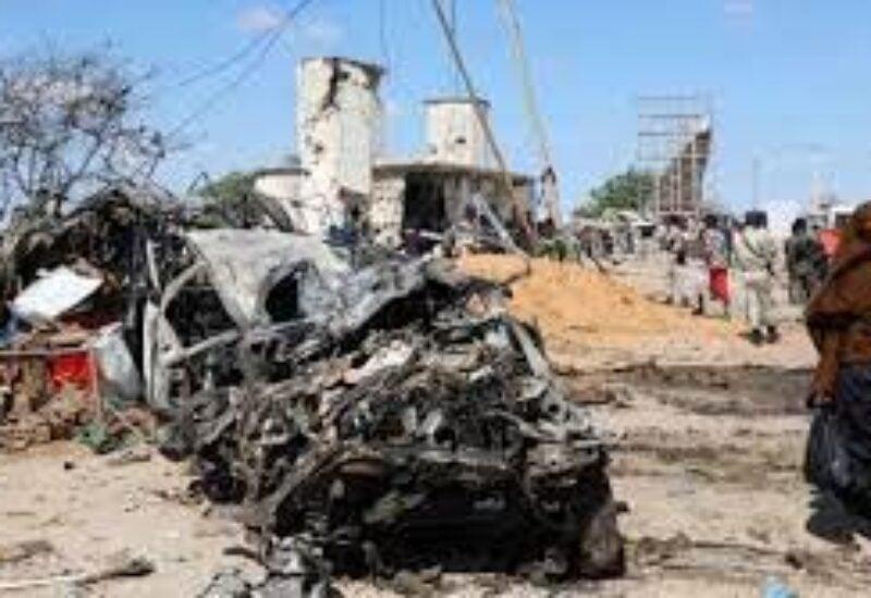 Mogadishu blast Archive