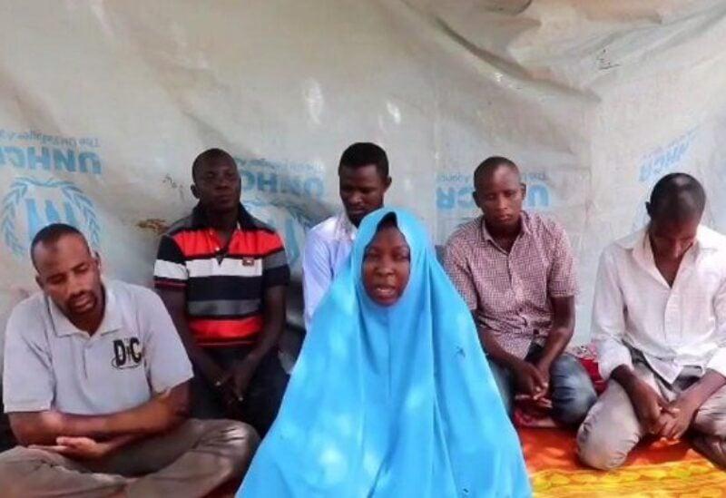 Nigeria hostages