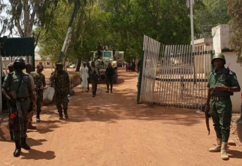 Nigeria school kidnapping