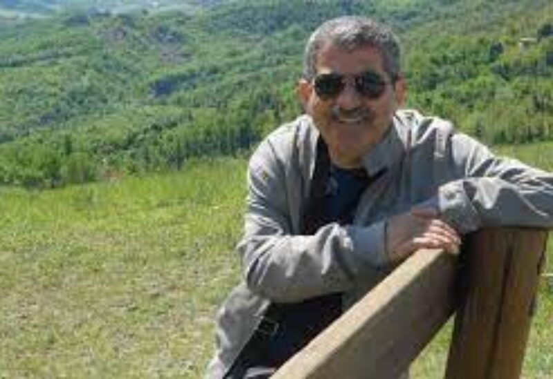 Novelist Farouk Wadi