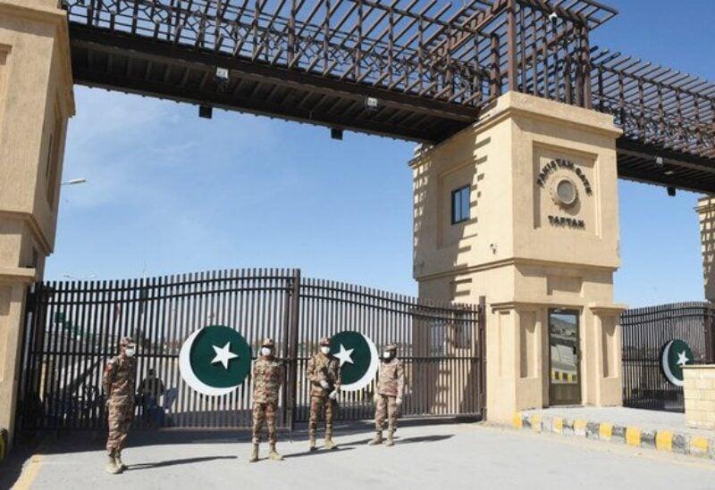 Pakistan Iran fence