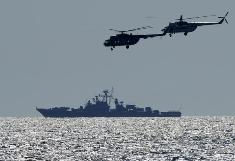 Ukraine NATO sea drills