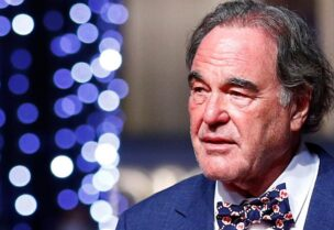 Director Oliver Stone arrives at the 74th Cannes Film Festival in France. (Reuters)