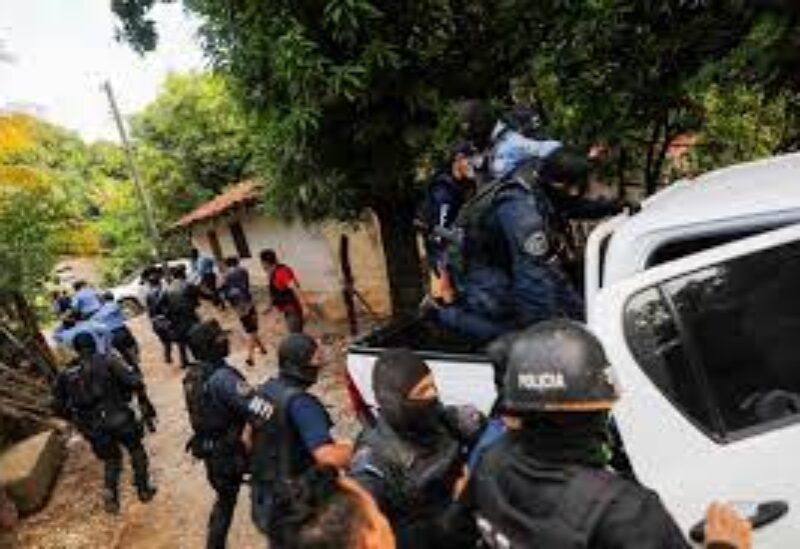 Honduran Police