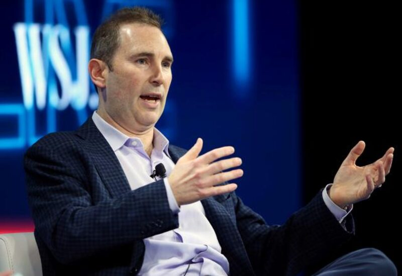 Andy Jassy, CEO Amazon Web Services, speaks at the WSJD Live conference in Laguna Beach, California, U.S., October 25, 2016. REUTERS/Mike Blake/File Photo