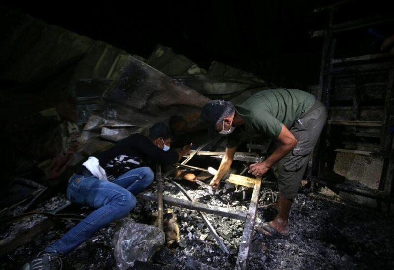 Iraq blast archive
