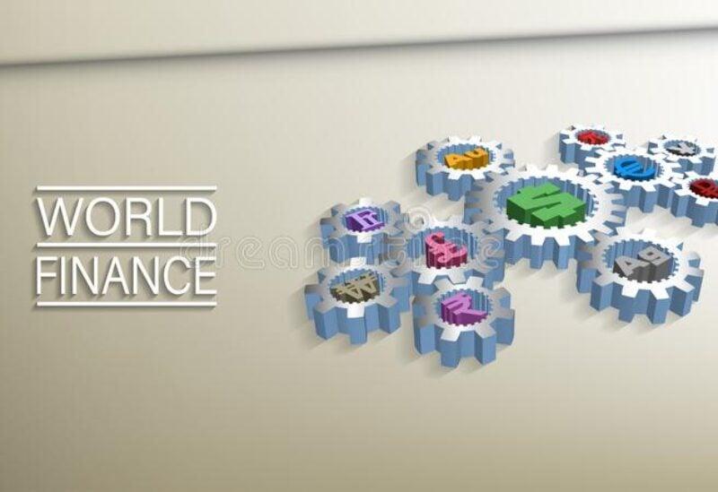 world finance symbolic