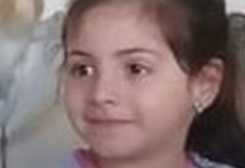 Al Arabiya reported on Tuesday that Tayona Sarraf died from her wounds after being struck by the bullets in Miniara in North Lebanon's Akkar region. (Supplied)