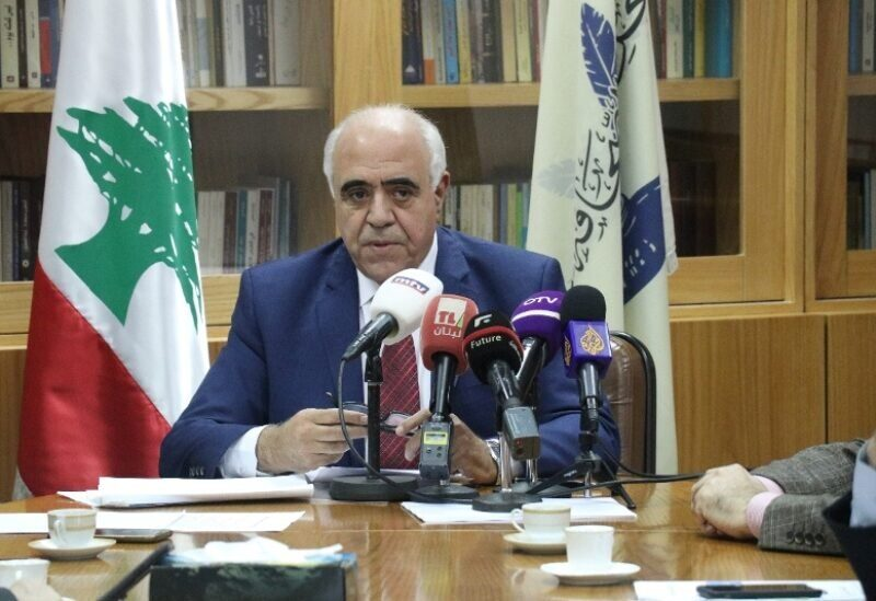 Head of Press Editors Syndicate, Joseph Qosaifi