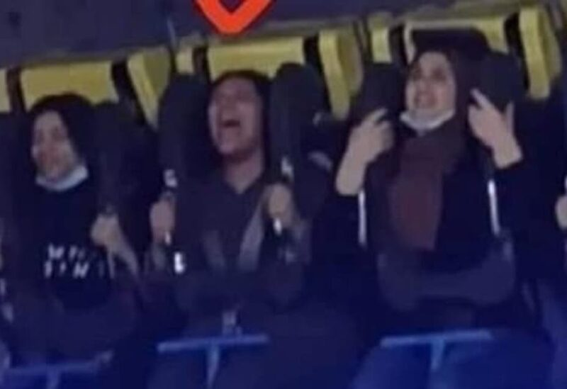 """A report from Alexandria's Security Director said that the girl had fallen from a """"hurricane game"""" ride in the amusement park minutes after passengers were strapped in. (Supplied)"""