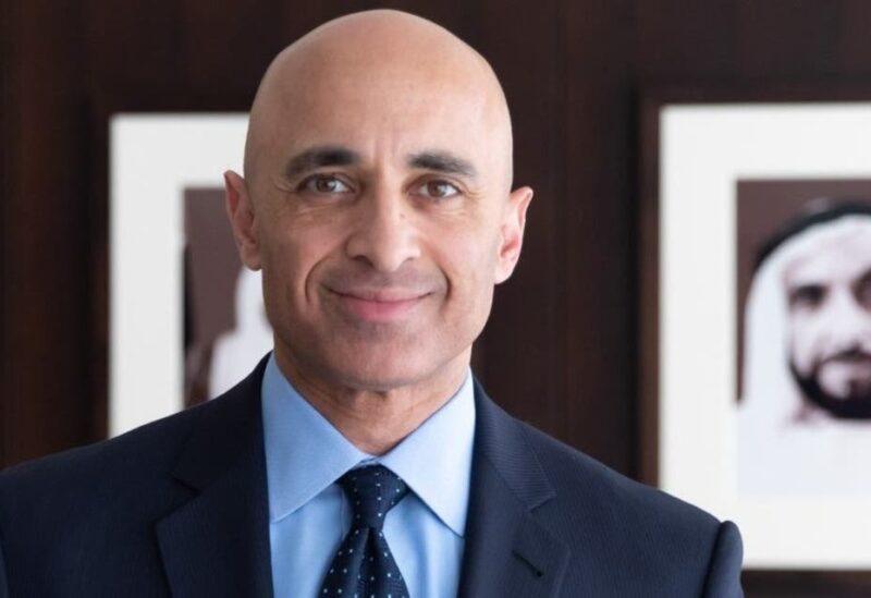 Yousef Mana'a Saeed al-Otaiba, the United Arab Emirates ambassador to the US. (Supplied: Wam)