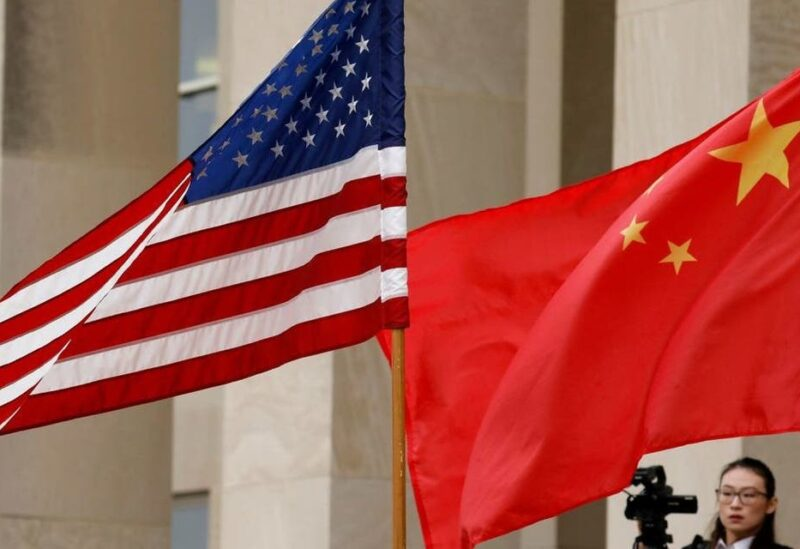 """The US State Department says it would continue to """"advocate on behalf of all American citizens in (China) subject to arbitrary detention and coercive exit bans."""" (File photo)"""