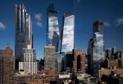 Skyscrapers rise above New York. (File Photo: AP)