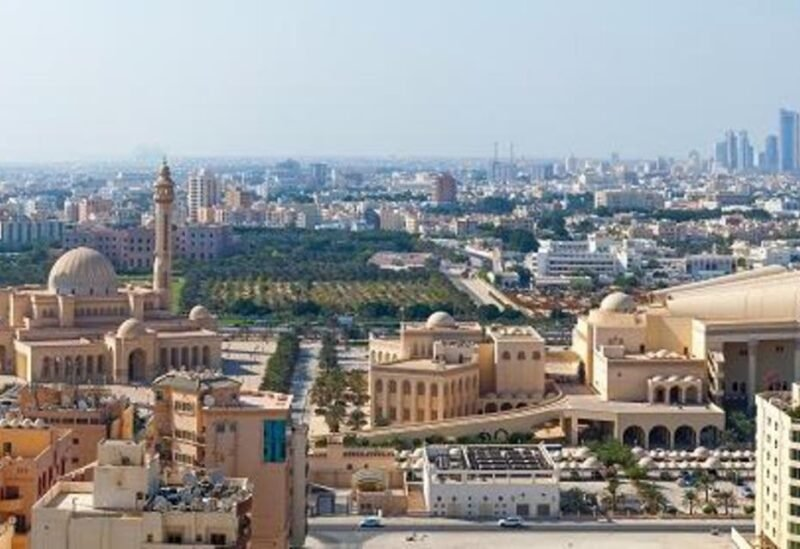 A picture depicting the skyline of of Bahrain. (Shutterstock)
