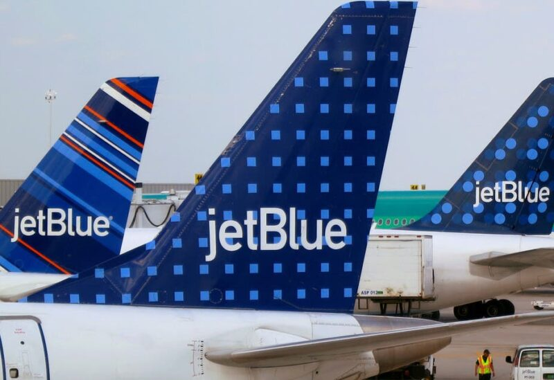 JetBlue Airways aircrafts are pictured at departure gates at John F. Kennedy International Airport in New York June 15, 2013. (File Photo: Reuters)