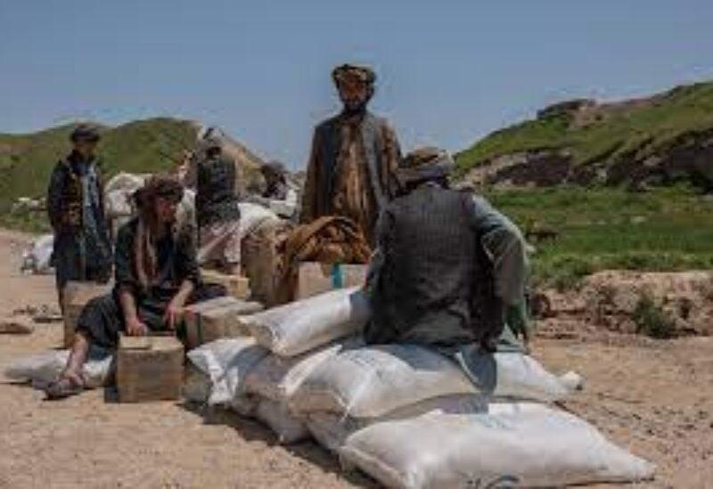 Afghanistan aid