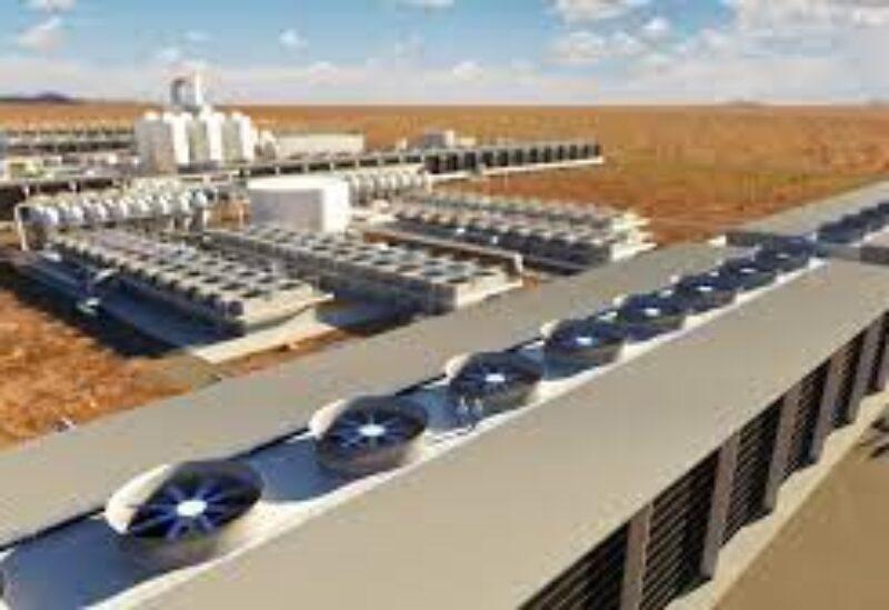 CO2 capturing facility