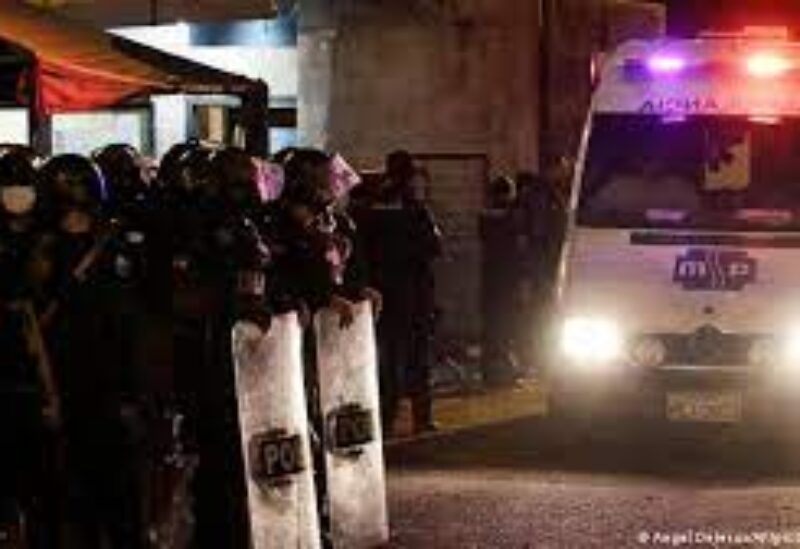 Ecuador prison riots