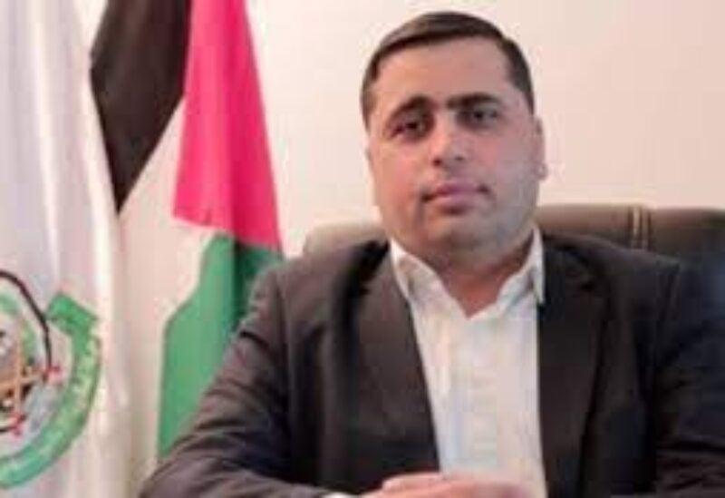 Hamas spokesman Abdul-Latif Al-Qanou