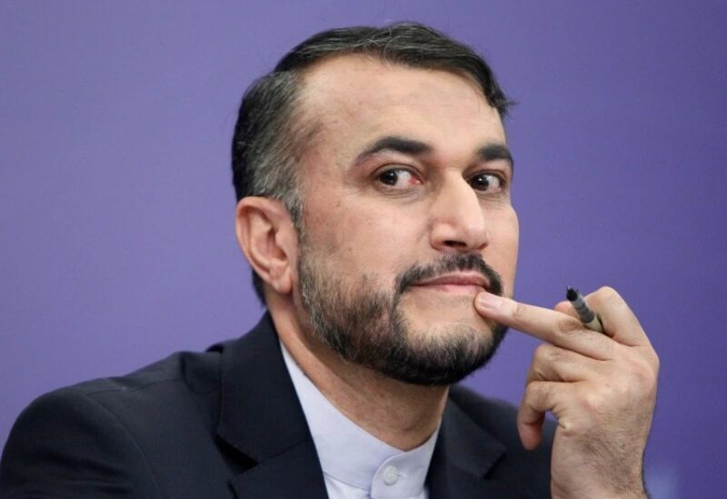 Iranian Foreign Minister Hossein Amir Abdollahian
