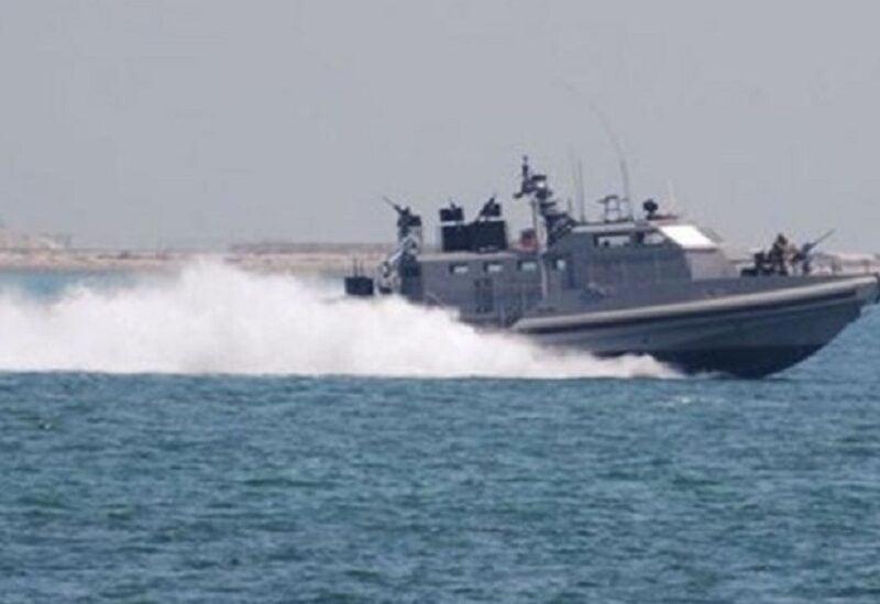 Israeli war boat