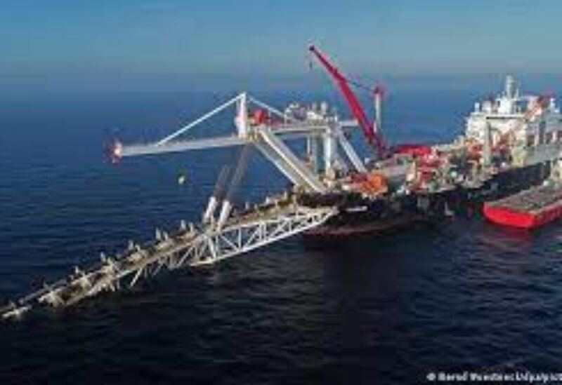 Nord Stream 2 gas pipeline