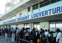 Port au Prince airport