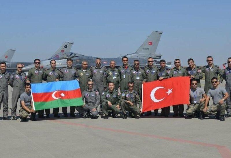 Turkey, Azerbaijan joint military drill