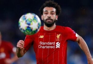 Liverpool's Mohamed Salah in action. (File photo: Reuters)