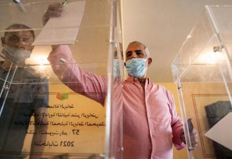 Morocco said turnout in Wednesday's parliamentary election was just over 50 percent, higher than in 2016 after authorities combined it with local elections that traditionally draw better participation.. (AFP)