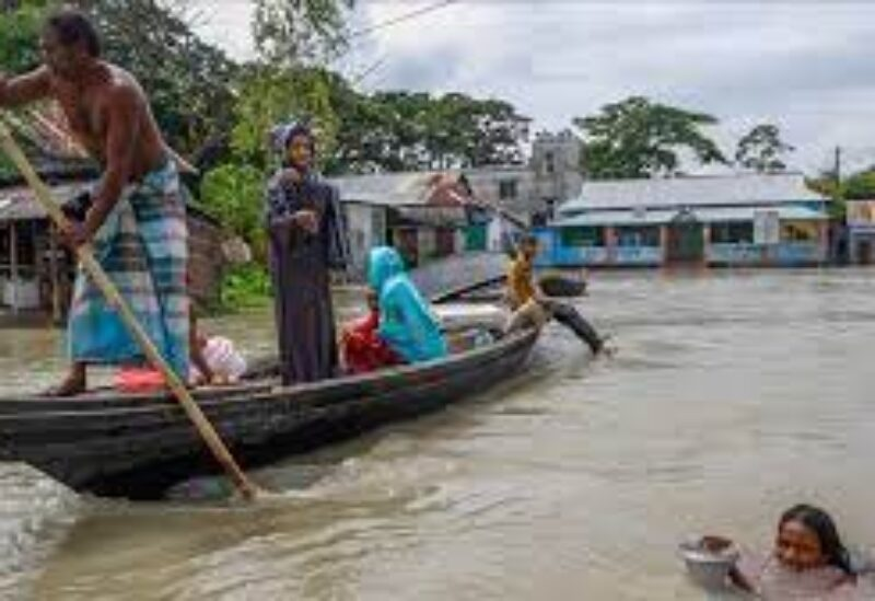 Bangladish floods