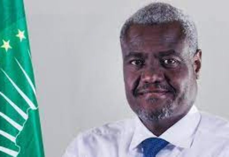 Chairperson of the African Union, Moussa Faki Mahamat