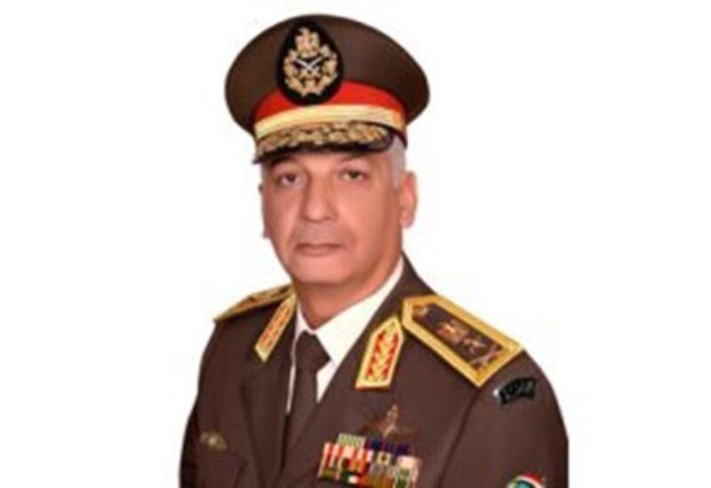 Egyptian Defense Minister Lt. Gen. Mohammed Zaki
