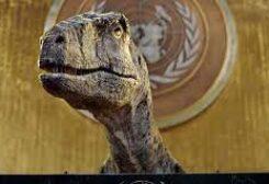 Frankie the Dinosaur