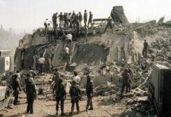 Marines barracks bombing in Beirut