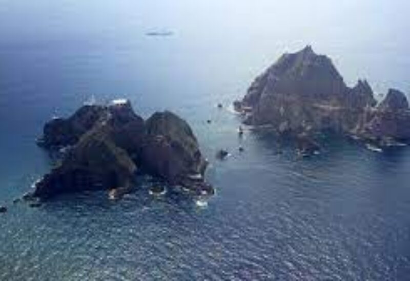 Takeshima Dokdo islands