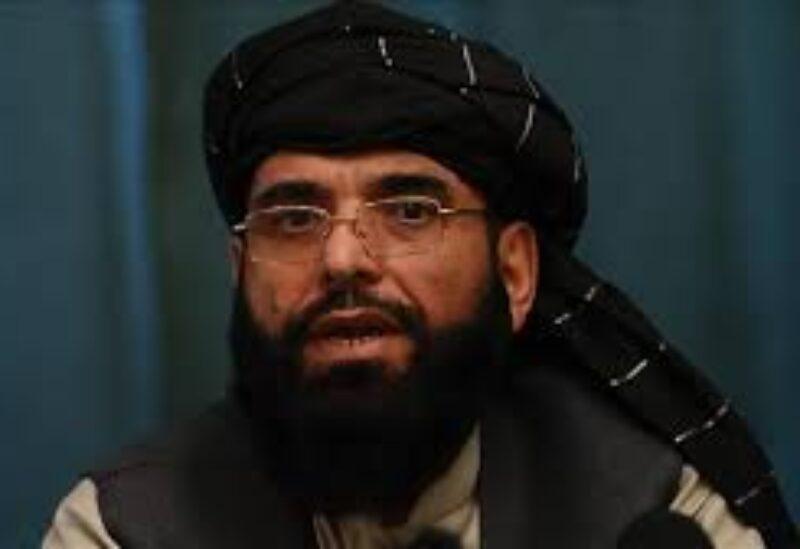 Taliban spokesman Suhail Shaheen