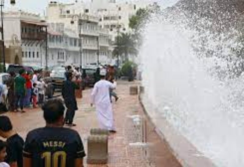 Oman urges residents to evacuate as tropical storm Shaheen strengthens